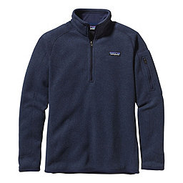 Patagonia Better Sweater 1/4 Zip Women's, Classic Navy, 256
