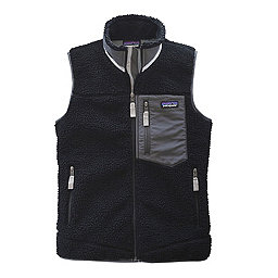 Patagonia Classic Retro-X Vest Women's, Black, 256