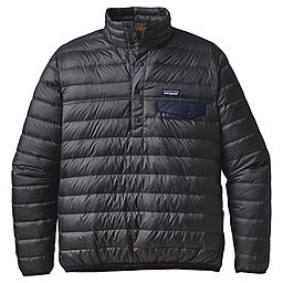 Patagonia Down Snap-T Pullover, Forge Grey, 256
