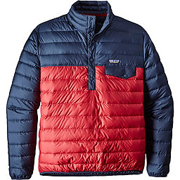 Patagonia Down Snap-T Pullover, Classic Red, 256