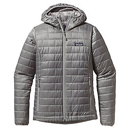 Patagonia Nano Puff Hoody Women's, Feather Grey, 256