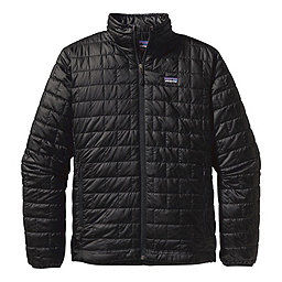 Patagonia Nano Puff Jacket, Black, 256