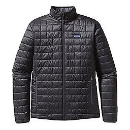 Patagonia Nano Puff Jacket, Forge Grey, 256