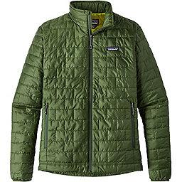 Patagonia Nano Puff Jacket, Glades Green, 256