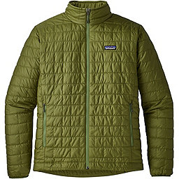 Patagonia Nano Puff Jacket, Sprouted Green, 256