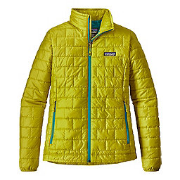 Patagonia Nano Puff Jacket Women's, Fluid Green, 256