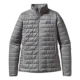Patagonia Nano Puff Jacket Women's, Feather Grey, 256
