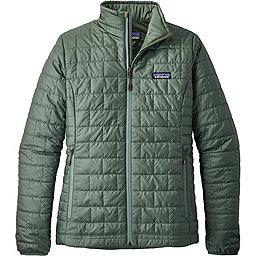 Patagonia Nano Puff Jacket Women's, Pesto, 256
