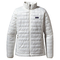 Patagonia Nano Puff Jacket Women's, Birch White, 256