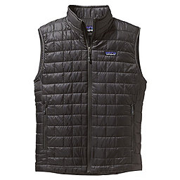 Patagonia Nano Puff Vest, Forge Grey, 256