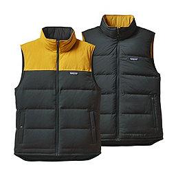 Patagonia Reversible Bivy Down Vest, Carbon, 256