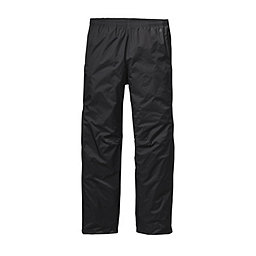 Patagonia Torrentshell Pants, Black, 256