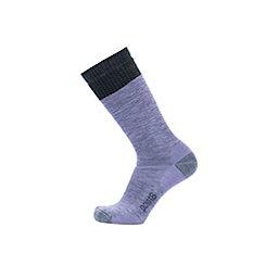 Point6 Lumberjack Sock Medium Cush, Stone-Olive, 256