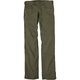 prAna Bronson Pant 30 In, Cargo Green, 256
