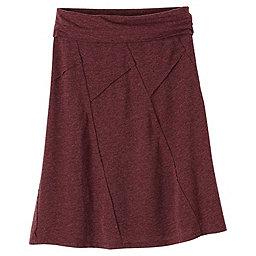 prAna Daphne Skirt Women's, Burgundy, 256