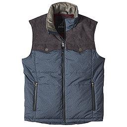 prAna Hoffman Vest, Charcoal Print, 256