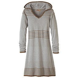 prAna Mariette Dress Women's, Heather Grey, 256