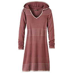 prAna Mariette Dress Women's, Deep Marsala, 256