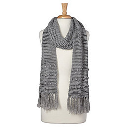 prAna Pammy Scarf, Grey, 256