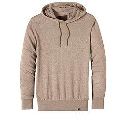prAna Throw-On Hooded Sweater, Dark Khaki, 256