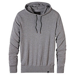 prAna Throw-On Hooded Sweater, Gravel, 256