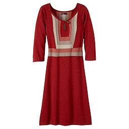 prAna Yarrah Dress Women's, Sunwashed Red, 256