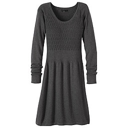 prAna Zora Dress Women's, Charcoal, 256