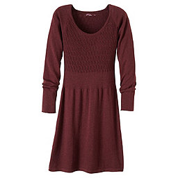 prAna Zora Dress Women's, Raisin, 256