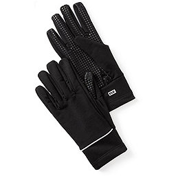Smartwool PhD HyFi Training Glove, Black, 256