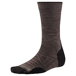 Smartwool PhD Outdoor Light Crew, Taupe, 256