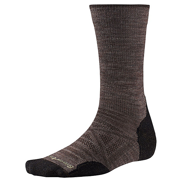 Smartwool PhD Outdoor Light Crew - MD/Taupe, Taupe, 600