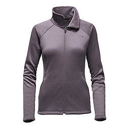 The North Face Agave Full Zip Women's, Rabbit Grey Heather, 256