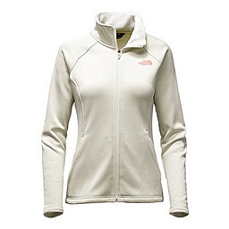 The North Face Agave Full Zip Women's, Vintage White Heather, 256