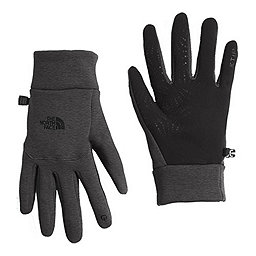 The North Face Etip Hardface Glove, TNF Black Heather Print, 256