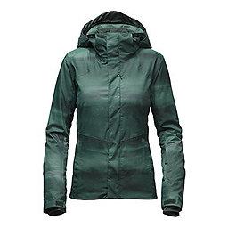 The North Face Powdance Jacket Women's, Darkest Spruce Snowscape Print, 256