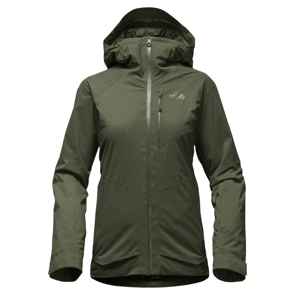photo: The North Face Women's Sickline Jacket