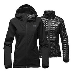 The North Face Thermoball Triclim Jacket Women's, TNF Black, 256