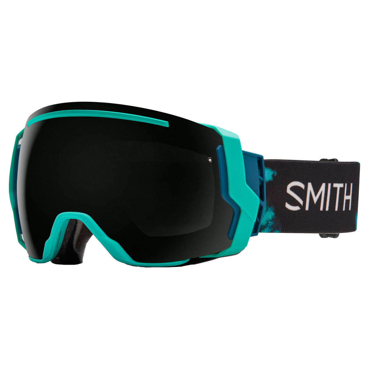 how to change smith io lenses