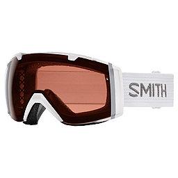 Smith I/O Goggle, White w-Polarized Rose Copper, 256