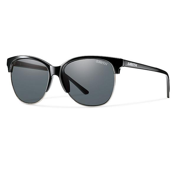 Smith Rebel Sunglasses, Blk-Polar Gray Carbonic Tlt, 600