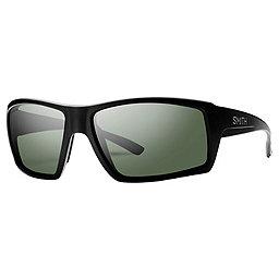 Smith Challis Sunglasses, Mat Blk-Plr Gry Grn Chromapop, 256