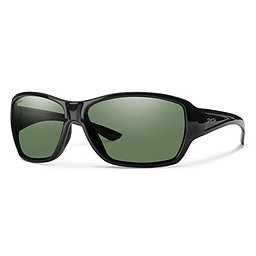 Smith Purist Sunglasses, Blk-Plr Gry Grn Chromapop Plr, 256