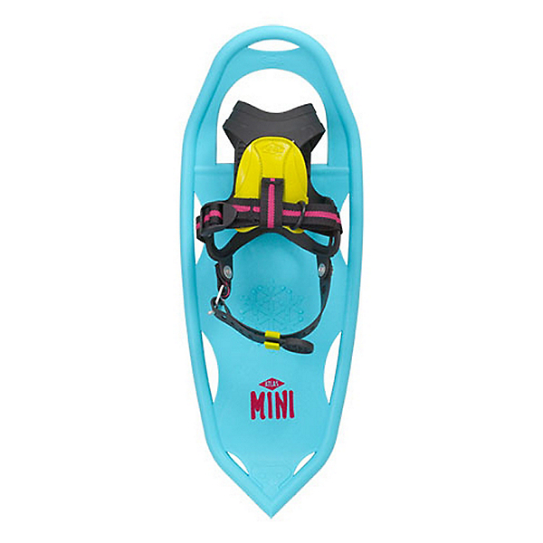 Atlas Atlas Mini Girl 17, Black-Teal, 600