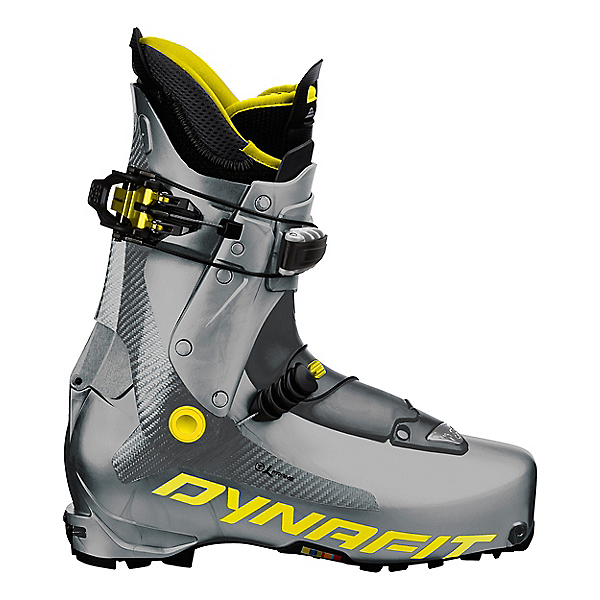 Dynafit TLT7 Performance Ski Boot - 26.5/Silver-Yellow, Silver-Yellow, 600
