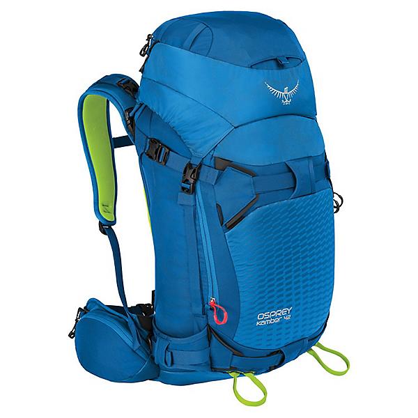 Osprey Kamber 42 Backpack - M-LG/Cold Blue, Cold Blue, 600