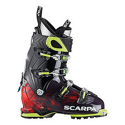 Scarpa Freedom SL 120 Ski Boot, Anthracite-Red Orange, 256
