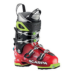 Scarpa Freedom SL 120 Ski Boot Women's, Scarlet-White, 256
