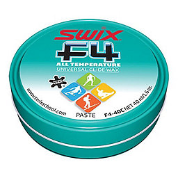 Swix F4 Glidewax Paste, F4-40C Paste Puck, 256