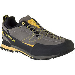 La Sportiva Boulder X, Grey-Yellow, 256