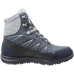Salomon Kaina Mid CS WP 2 Women's, Grey Denim-Deep Blue-Cane, 256